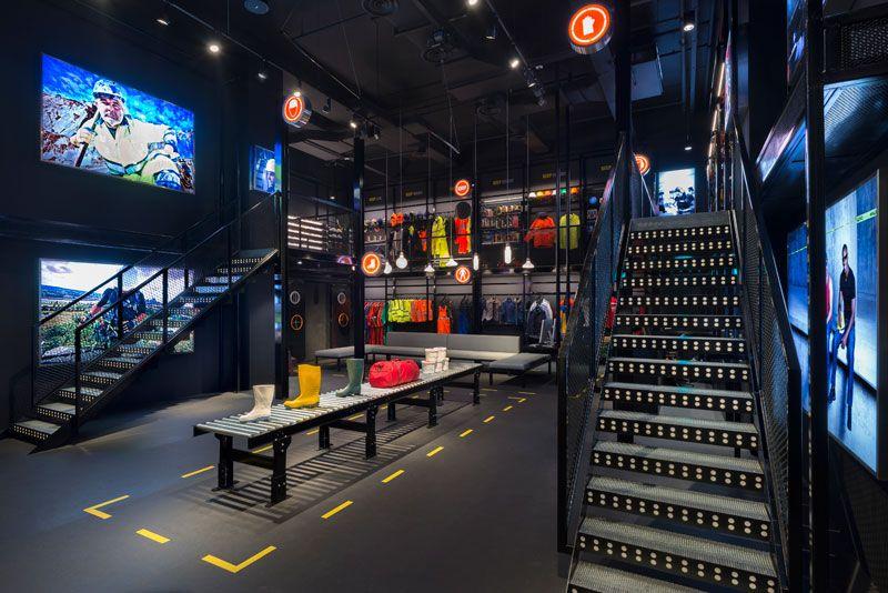 Durasafe shop by Ministry of Design Diseño de tienda