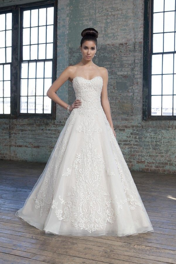 Signature-wedding-dresses-brisbane-9805-051FF | Weddings | Pinterest ...