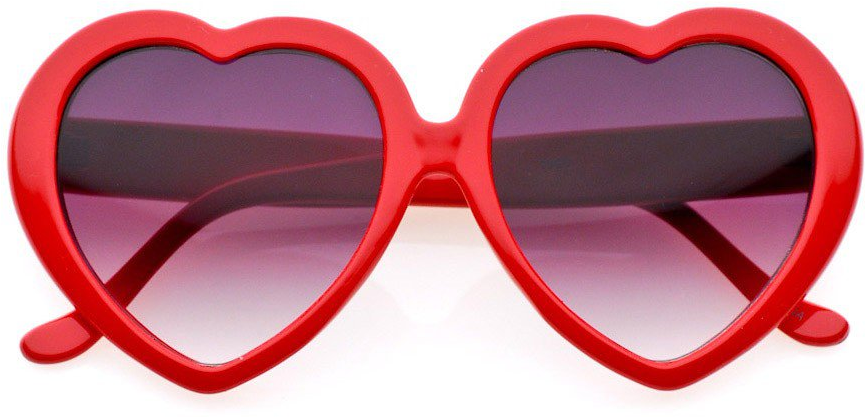 #80spurple.com            #love                     #80's #Love #Heart #Shaped #Sunglasses #8182        80's - Love Heart Shaped Sunglasses 8182                                      http://www.seapai.com/product.aspx?PID=953533