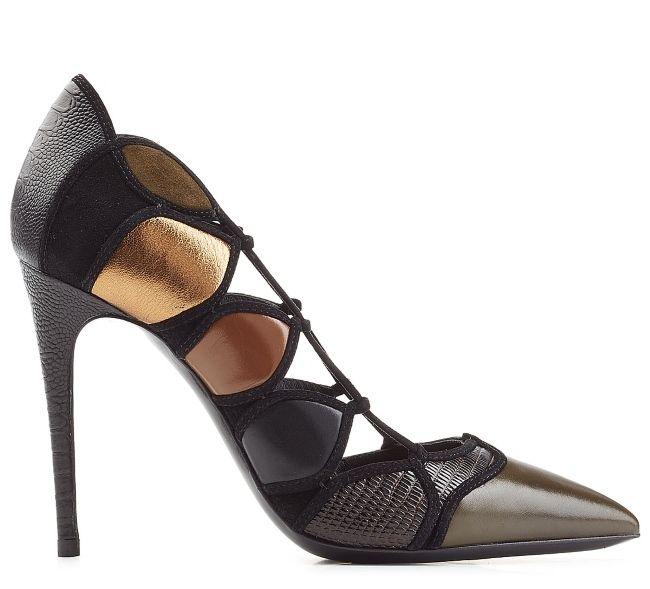 Escarpins Salvatore Ferragamo, automne-hiver 2016 Hiver 2016, Escarpins  Ferragamo, Chaussures Femme 660ad91f9322