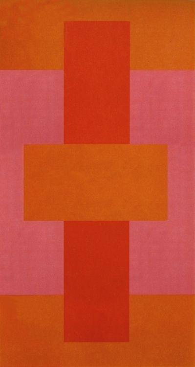 Colour Field Paintings Ad Reinhardt