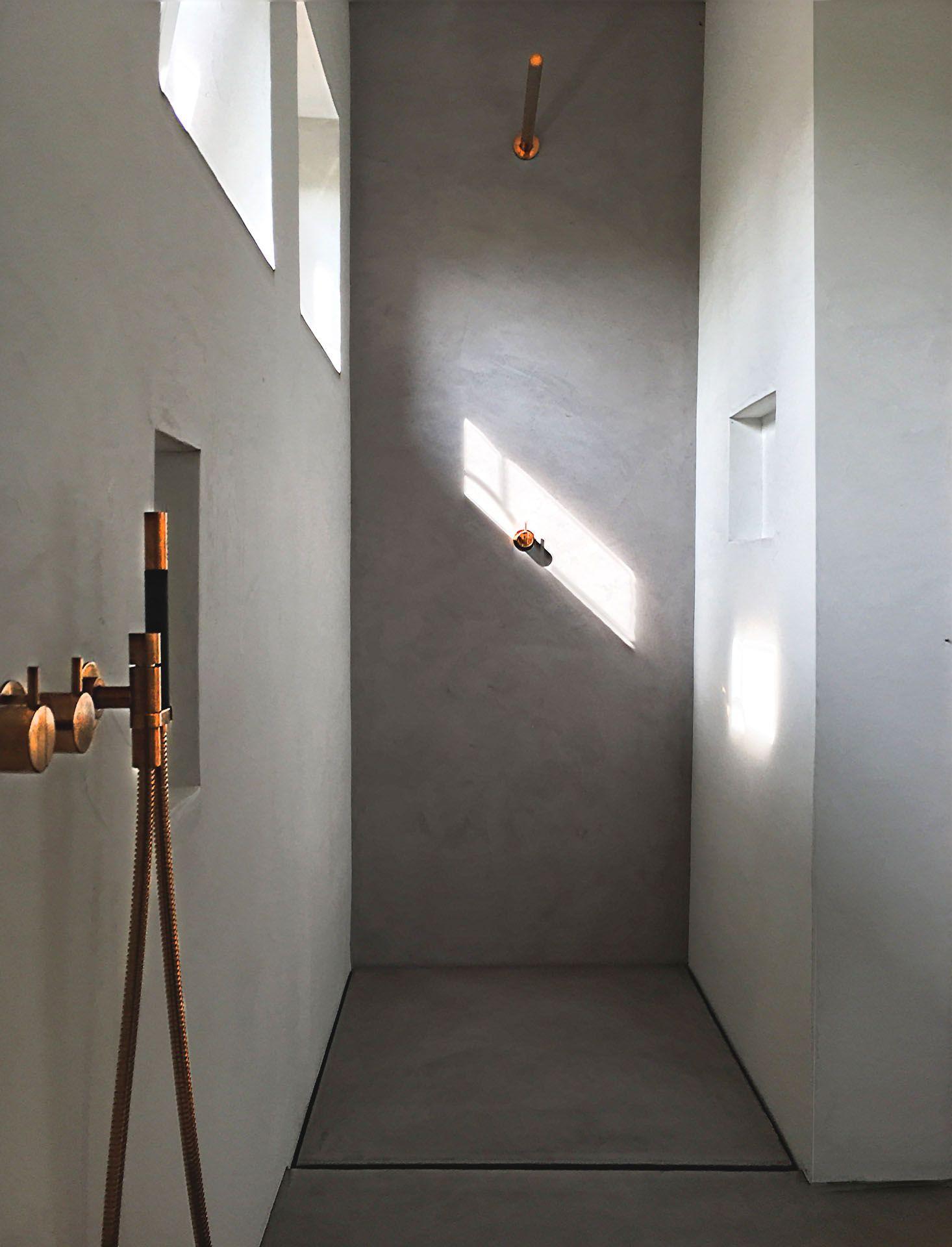 Moderne Badezimmer Die Jeden Designanspruch Erfullen Beton Cire Bader Ermoglichen Viele Gestalterische Mogli Modernes Badezimmer Badezimmer Design Badezimmer