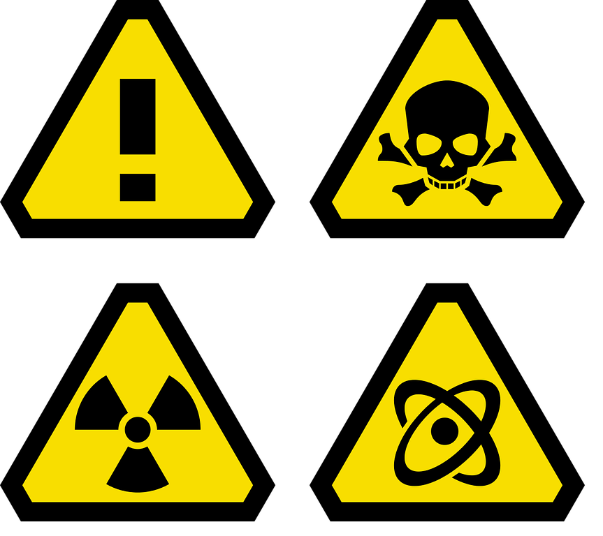 5 Warning Signs Not To Accept A Job Science Signs Warning Signs Signs