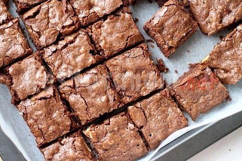 Шоколадные пирожные «Брауниз»