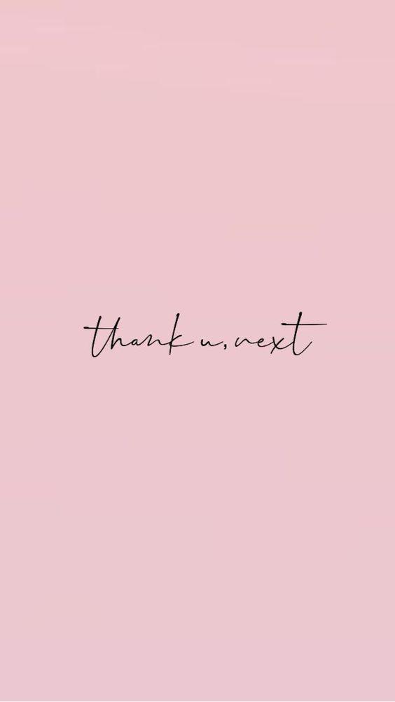 Say Thank U, Next