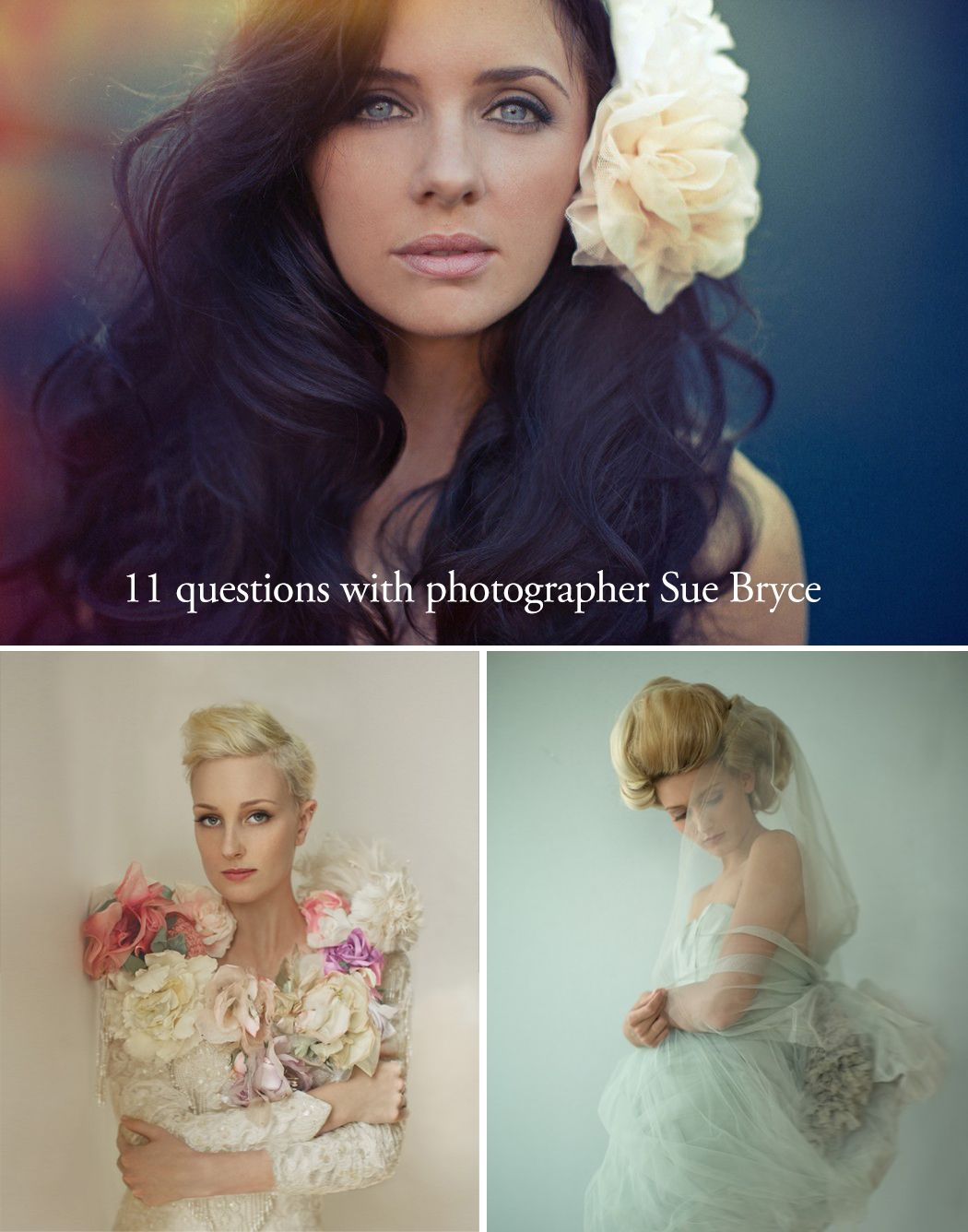 11 questions with photographer Sue Bryce