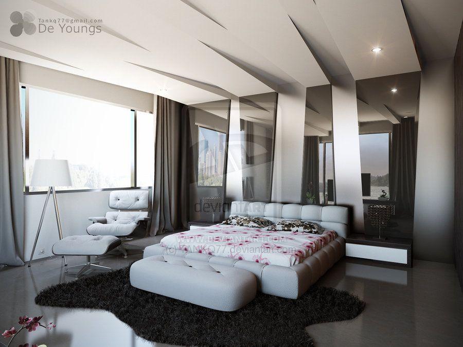 Modern Bedroom Design  Home Style Ideas  Pinterest  Ceiling Endearing Best Designed Bedrooms Decorating Inspiration