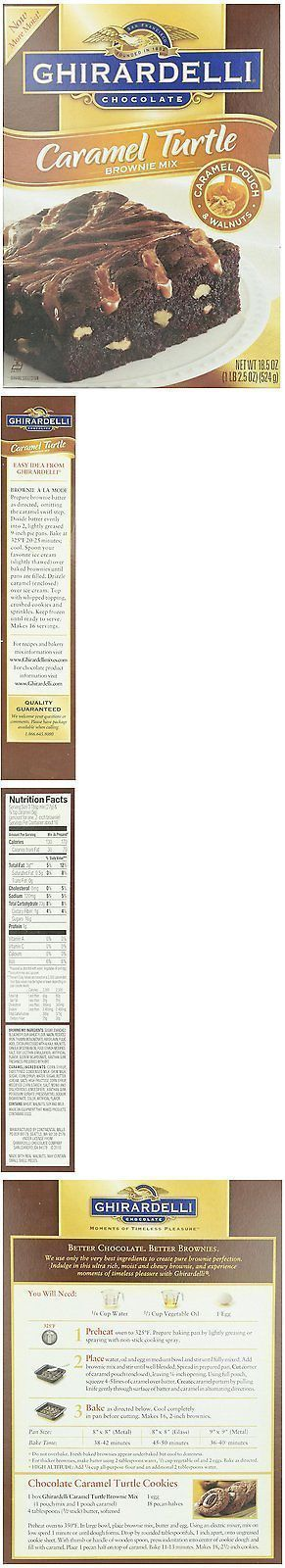 Baking Mixes 62695: Ghirardelli Chocolate Turtle Brownie Mix 2 Boxes 18.5 Oz Chewey Walnuts -> BUY IT NOW ONLY: $13.77 on #eBay #baking #mixes #ghirardelli #chocolate #turtle #brownie #boxes #chewey #walnuts #turtlebrownies Baking Mixes 62695: Ghirardelli Chocolate Turtle Brownie Mix 2 Boxes 18.5 Oz Chewey Walnuts -> BUY IT NOW ONLY: $13.77 on #eBay #baking #mixes #ghirardelli #chocolate #turtle #brownie #boxes #chewey #walnuts #turtlebrownies Baking Mixes 62695: Ghirardelli Chocolate Turtle Bro #turtlebrownies