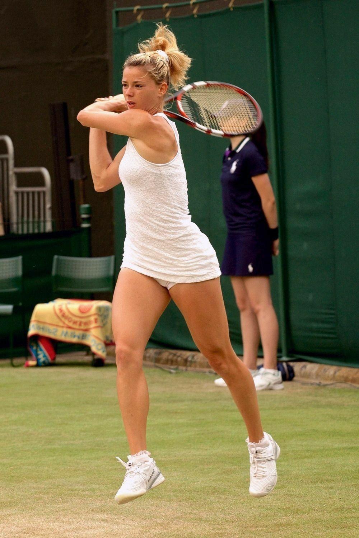 frauen tennis spieler oops