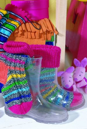 Regia Transparent Rubber Turbo Wellington Boots for Children ($20 ...