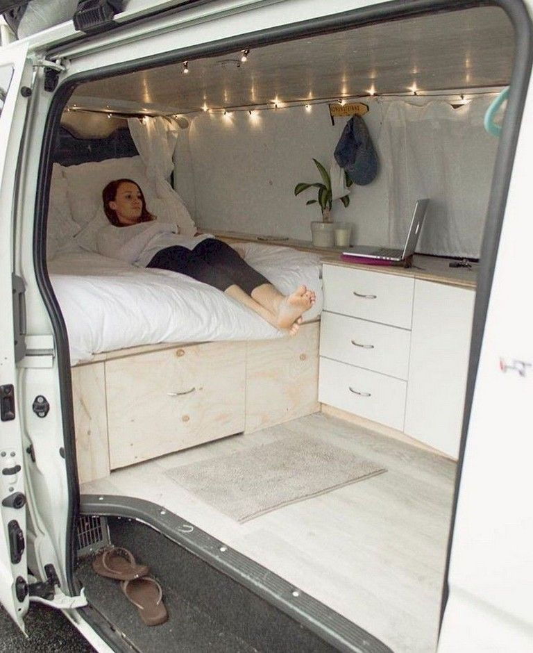 83 Best Camper Van Conversion That Ready For Hitting The Road