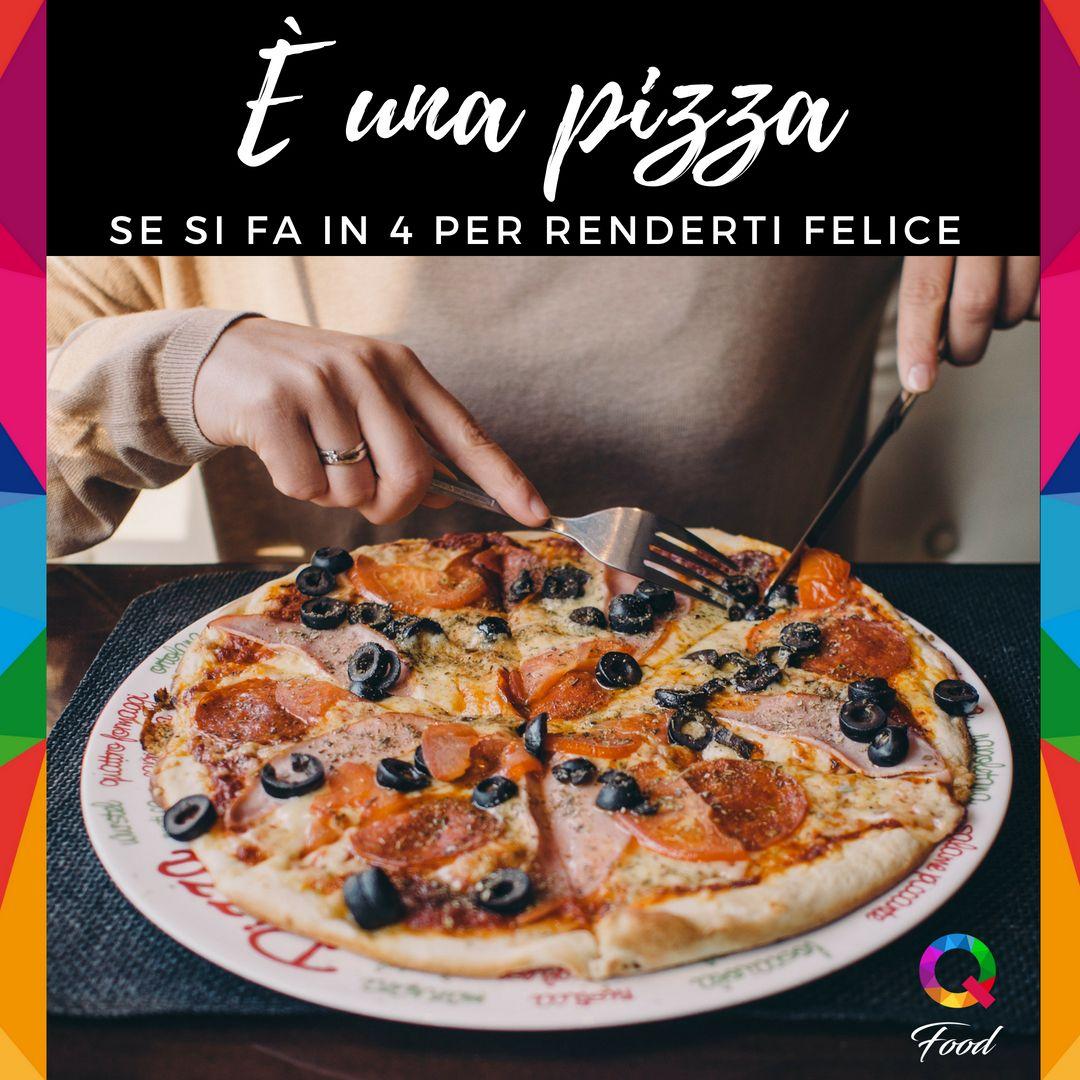 Meglio Una Pizza Che Un Cuore Spezzato Quickly