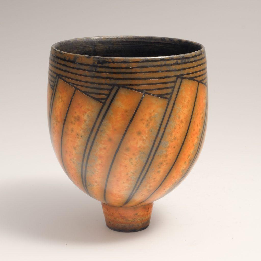 Duncan ross ceramic pottery ceramic art ceramic vessel
