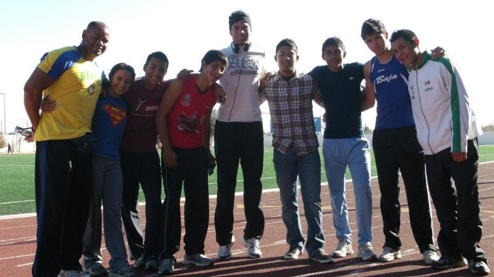 Mi primer equipo