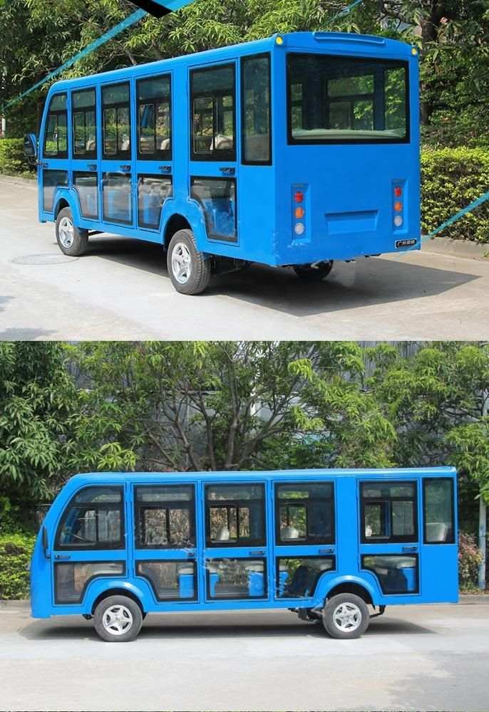 [Hot Item] 14 Seats Electric Vehicle for Passenger