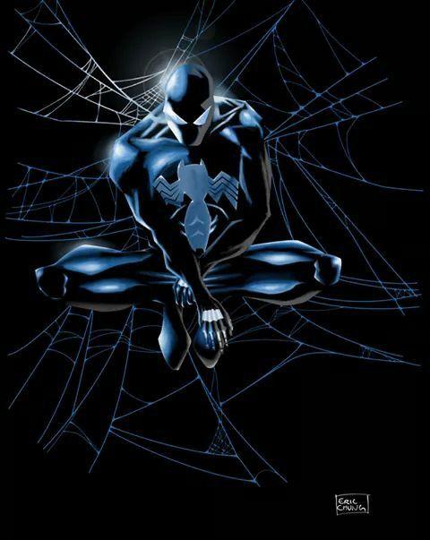 Spider Man Black Suit Symbiote Spiderman Black Spiderman Spiderman Art