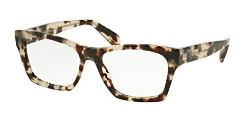 8cf37f5e81 Prada PR22SV Eyeglass Frames UAO1O1-52 - Spotted Opal Brown. Cheap  Prescription ...