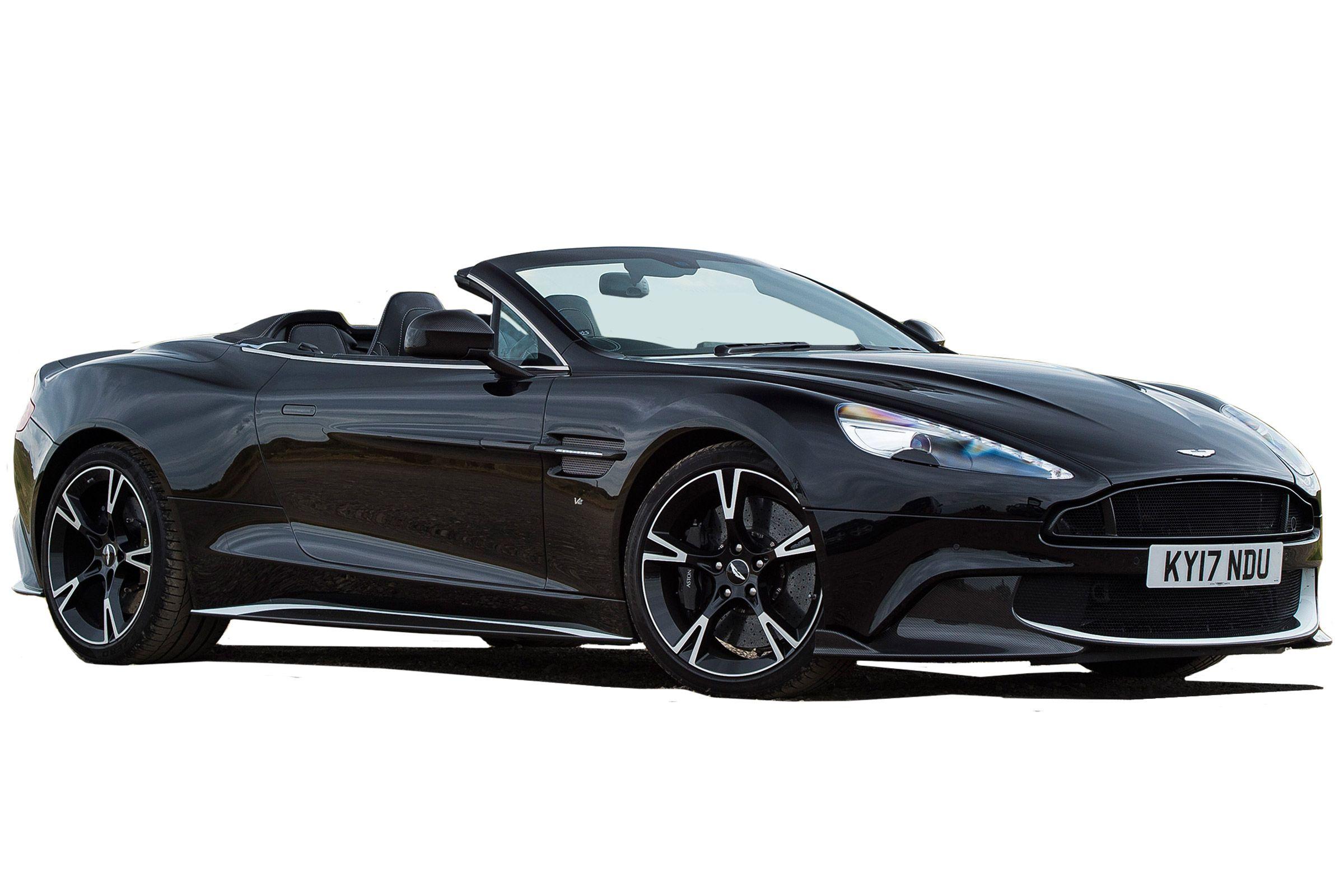 Aston Martin Vanquish Volante Aston Martin & Lagonda