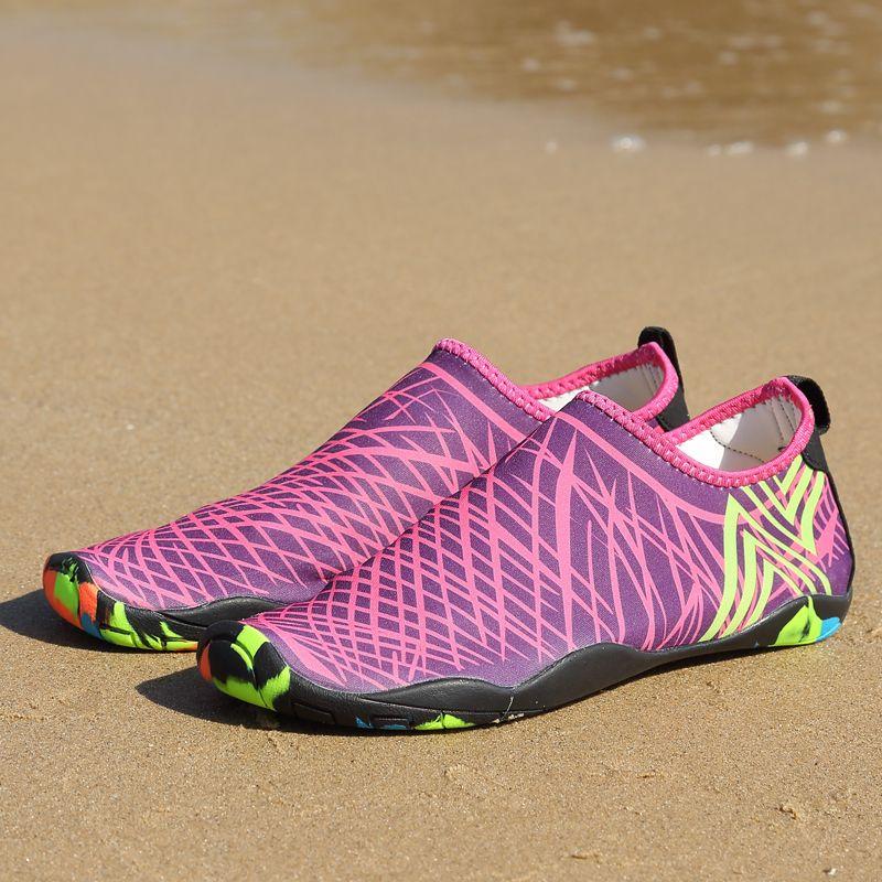 Water Shoes Mens Womens Beach Swim Shoes Quick-Dry Aqua Socks Pool Shoes  For Surf Yoga Water Aerobics | Pool shoes, Swim shoes, Waterproof shoes