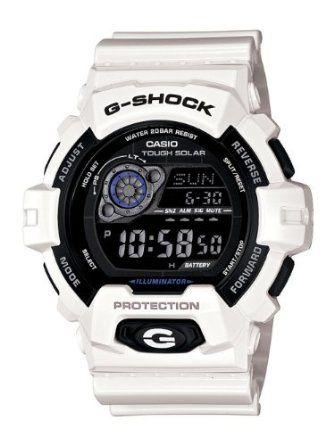 2fd525716dd G-Shock 8900 X-Large Solar White GR-8900A-7 Watch