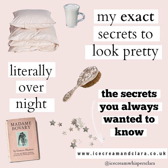 Exact secrets to look and become pretty overnight beauty tips #beautytips