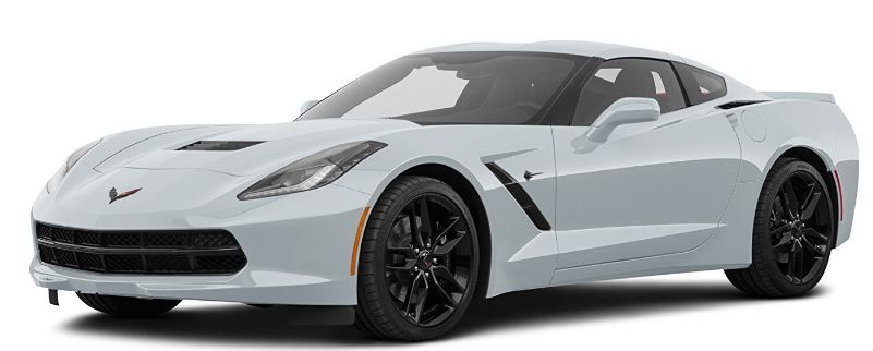 2018 Chevrolet Corvette Grand Sport 1LT 2Door Convertible