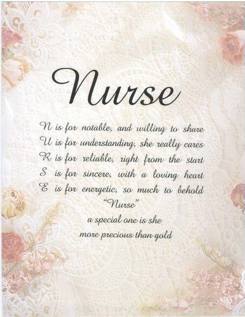 Nurse Original Poetry Nurses Week Quotes Nurse Quotes Inspirational Nurse Poems