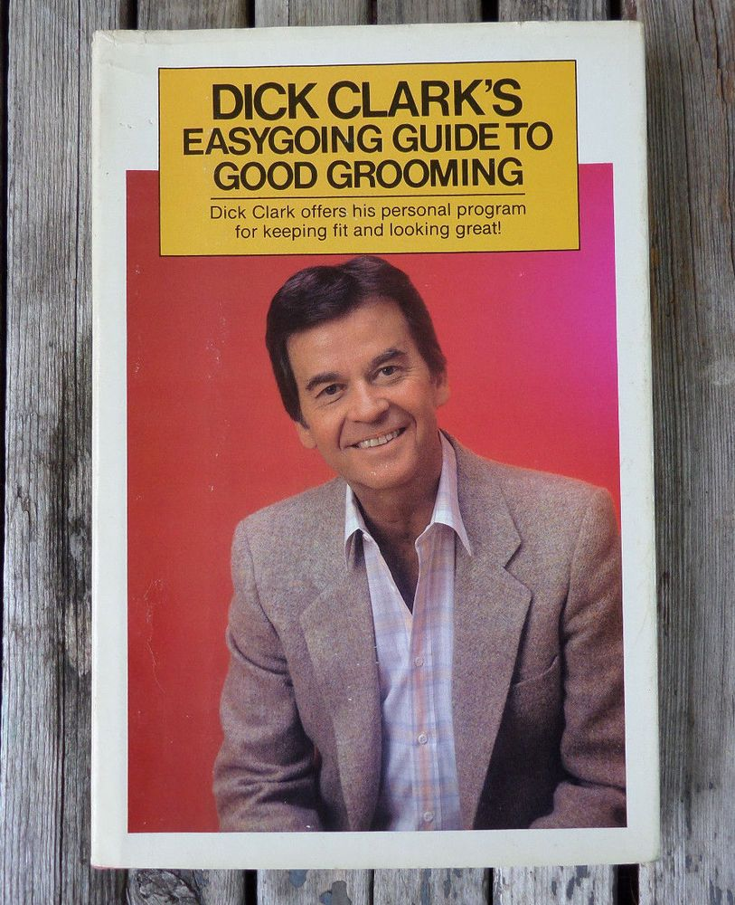 Clarks dick easygoing good grooming guide