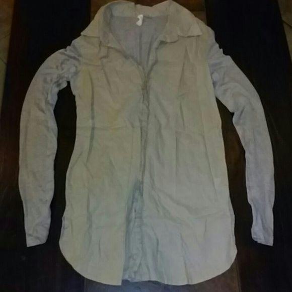Beige Long Sleeve Top Beige with contrast long sleeves. My Beloved Tops Tees - Long Sleeve