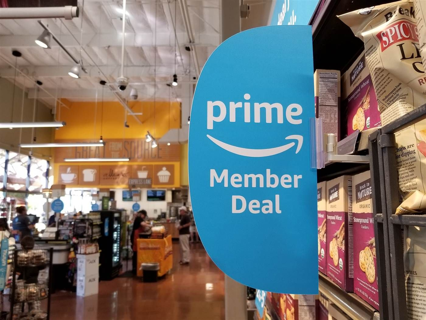 Here's how to score Whole Foods deals on Amazon Prime Day