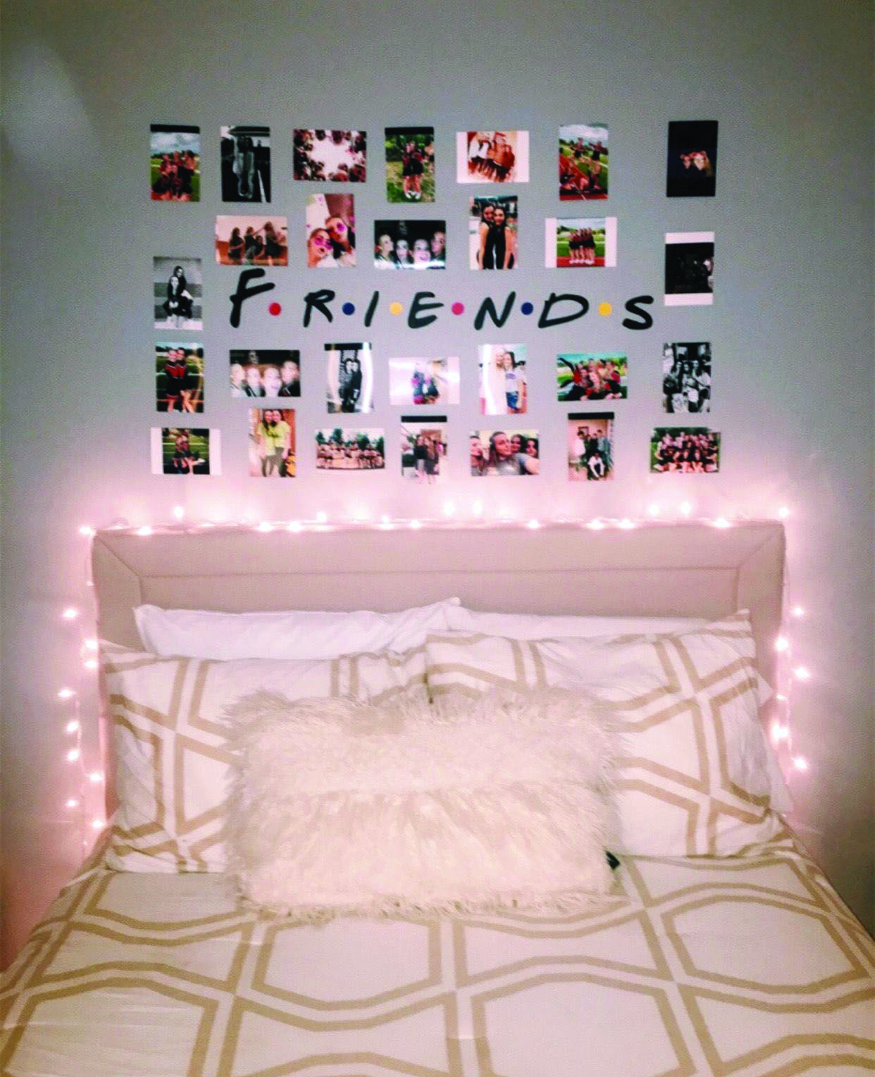 Unga Sovrumsideer Som Verkligen Ar Trevliga Och Coola Teenage Girl Room Decor Girls Room Decor Girly Bedroom