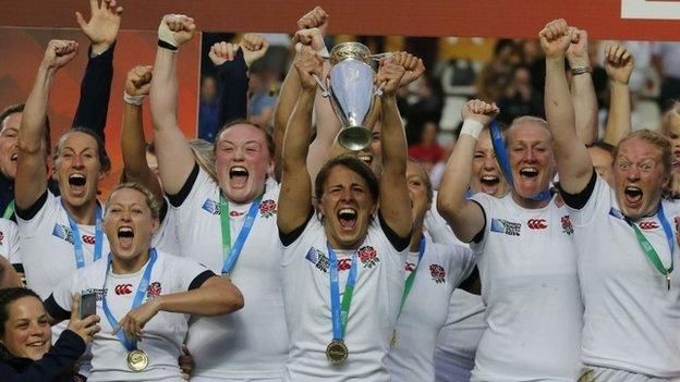 Women S Rugby World Cup 2017 End Of England Xvs Contracts A Backwards Step Https Link Crwd Fr N1r Rugby Girls Womens Rugby Rugby World Cup