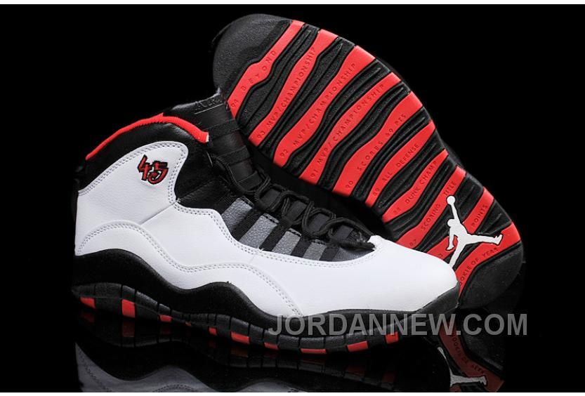 """b6a59228eec884 Buy Air Jordans 10 Retro """"Chicago"""" 45 PE White Varsity Red-Black For Sale  from Reliable Air Jordans 10 Retro """"Chicago"""" 45 PE White Varsity Red-Black  For ..."""