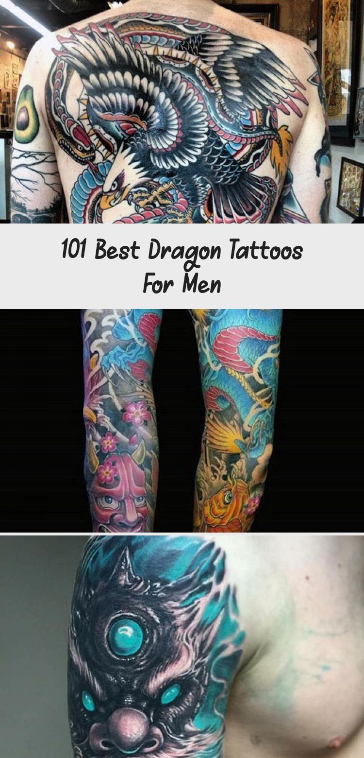 Photo of 101 besten Drachen Tattoos für Männer – Tattoo İdeas