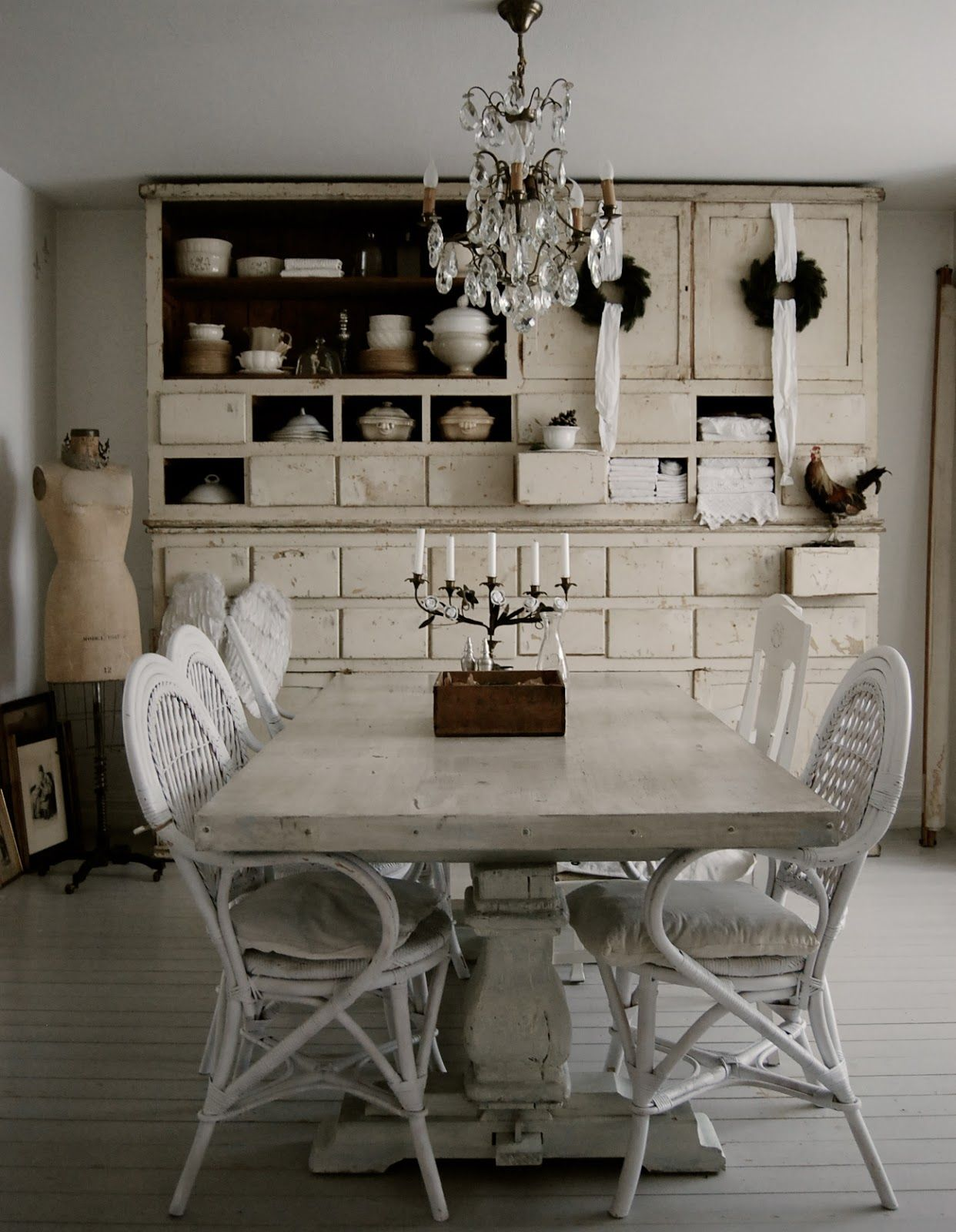 shabby chic dining room furniture beautiful pictures. Room · Swedish Beauty. Dark Dining RoomsWhite Kitchen DesignsShabby Chic Shabby Furniture Beautiful Pictures H