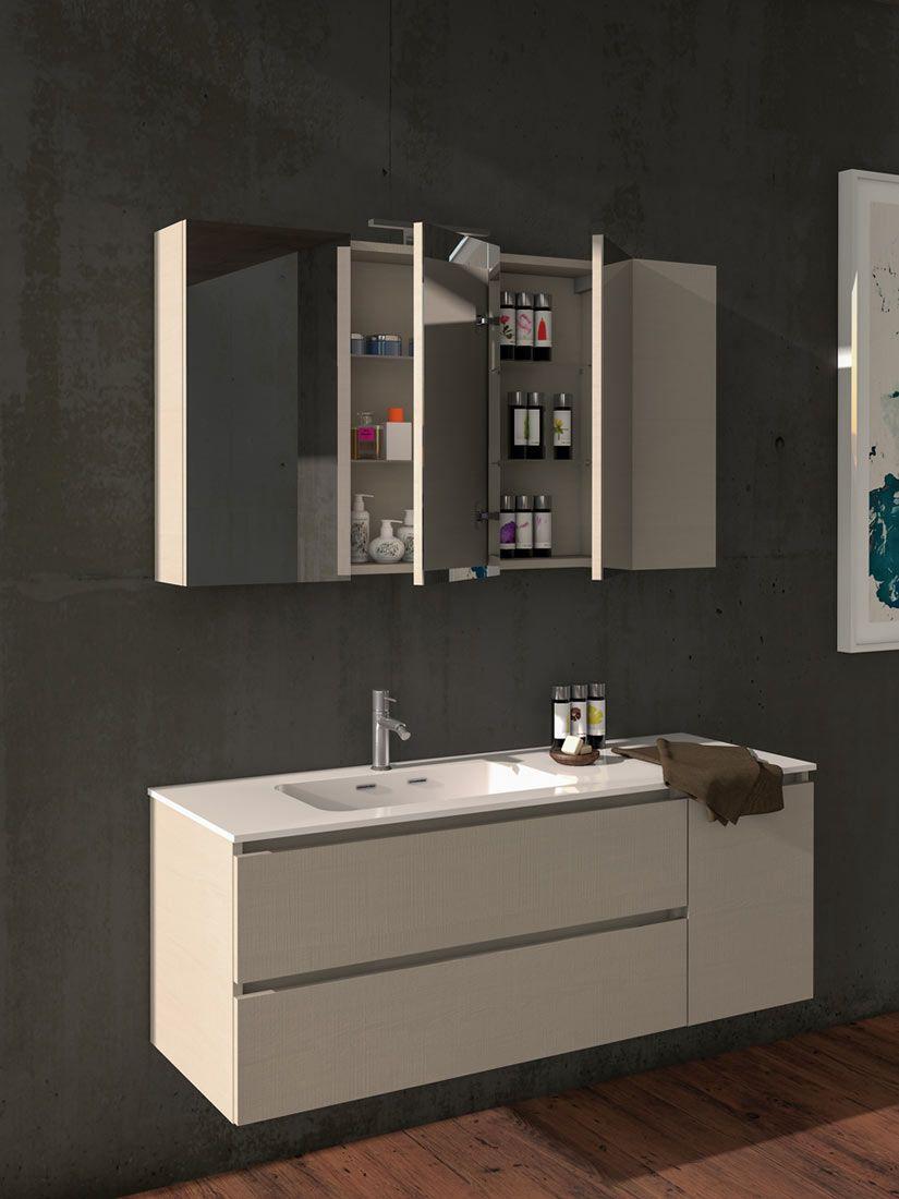 Mobili moderni per il bagno di Legnobagno - www.legnobagno.it