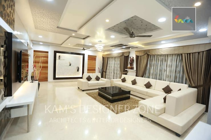 Awesome Home Interior Design For Satish Tayal By KAMu0027S DESIGNER ZONE | Homify