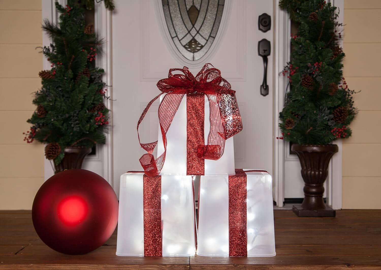 Diy weihnachtsdeko garten