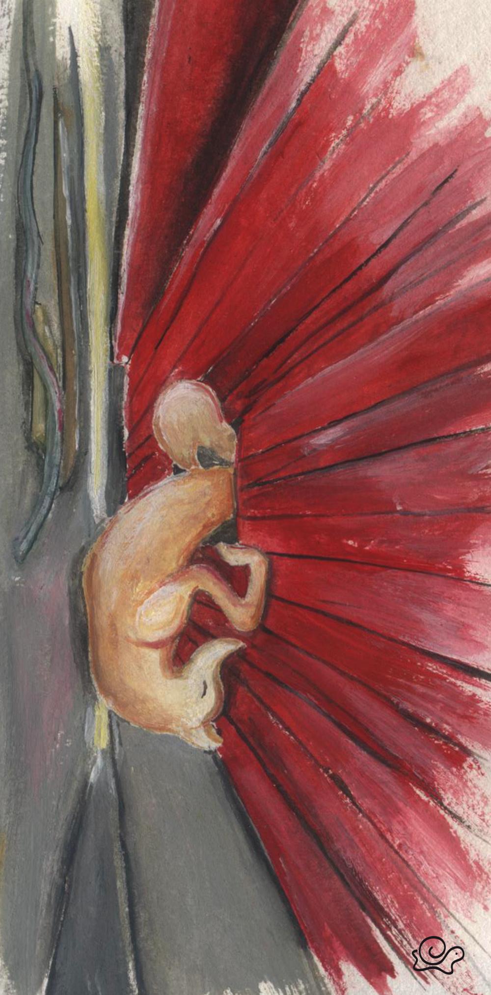 Oinari - by Yukiko Meignien