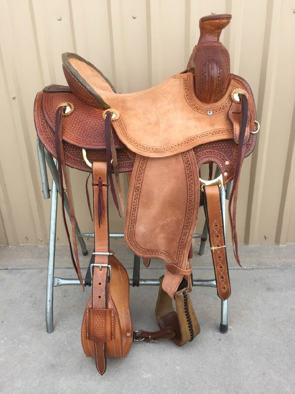 nice fat wade horn  Corriente Saddle Co  | Western Necessities