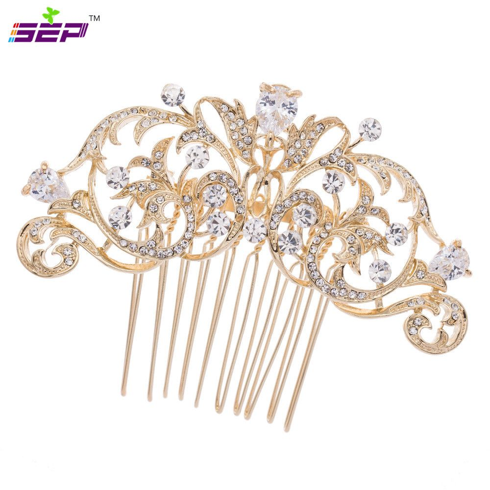cheap wedding hair, buy quality hair comb bridal directly from