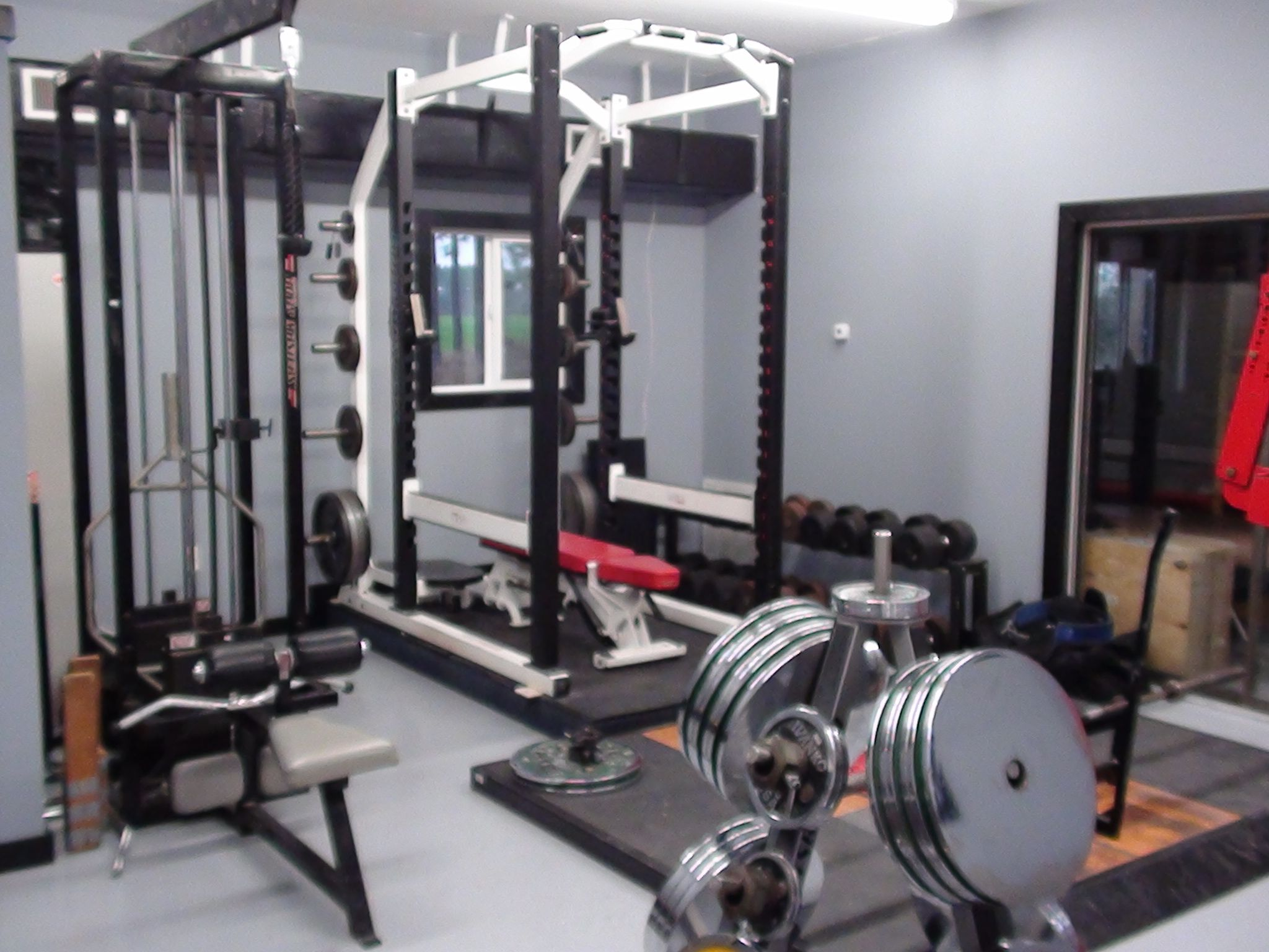 Weight racks and plates dream home ideas pinterest