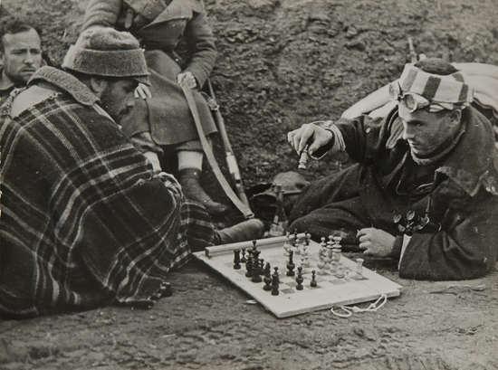 Robert Capa, Spanish Civil War, 1936-1937
