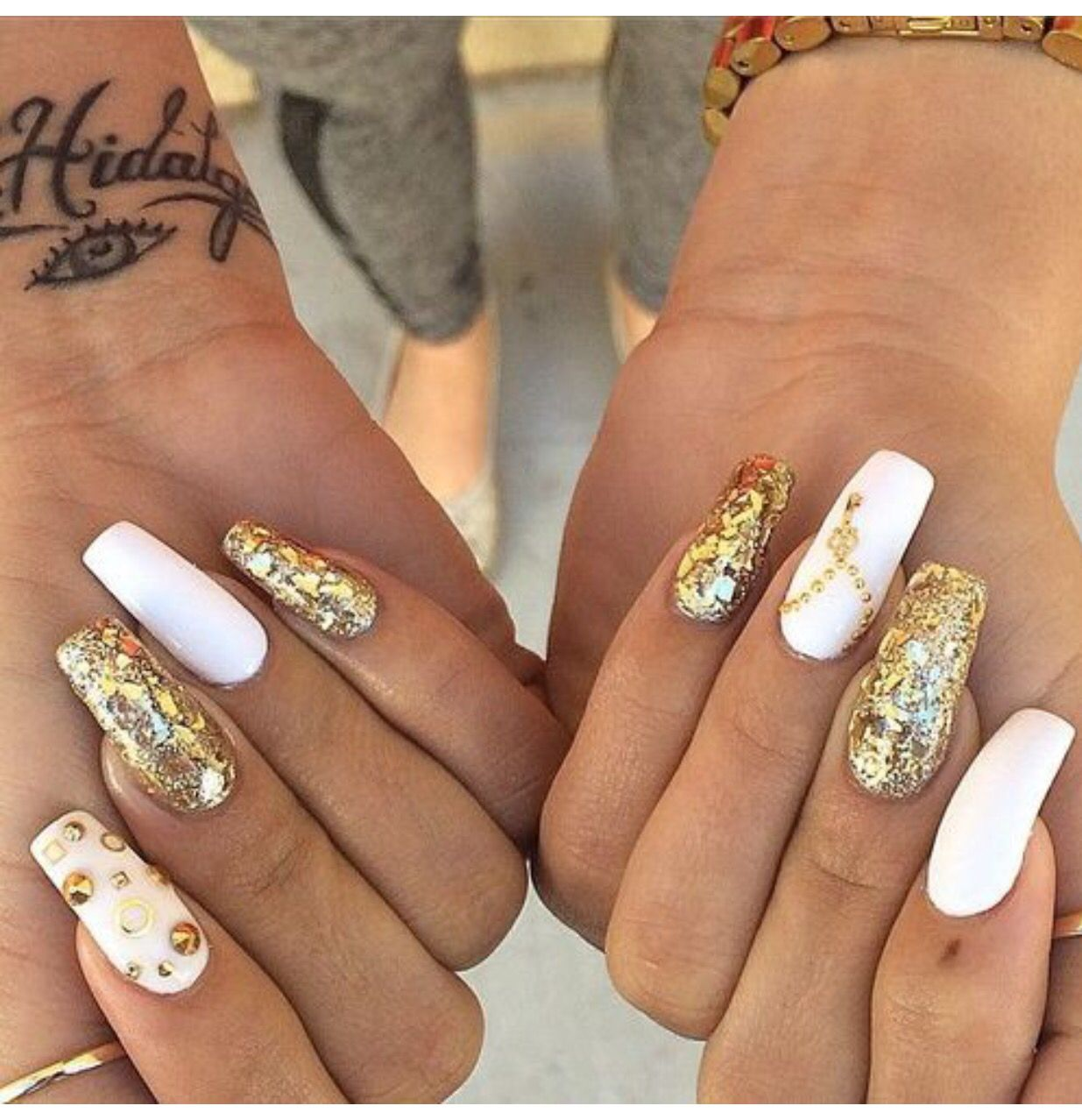 Pin by Beautiful Human Hair™ on Nails | Pinterest | Nail nail, Nails ...