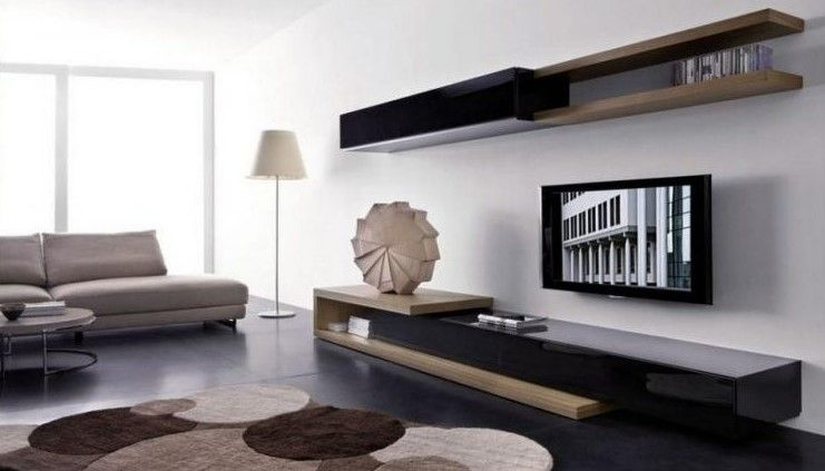 14 Chic And Modern Tv Wall Mount Ideas For Living Room  Wall Fascinating Tv Wall Mount Designs For Living Room Design Decoration