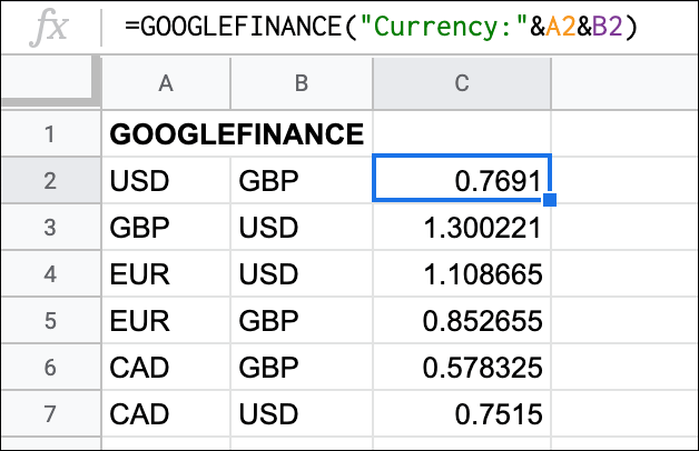 how to convert currency manually