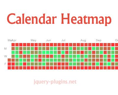 D3 Calendar Heatmap #calendar #heatmap #calendarheatmap