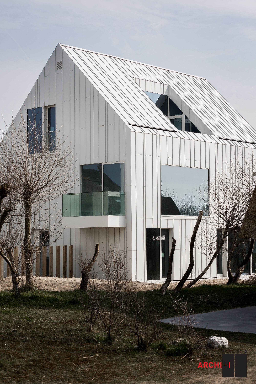 Blanco oostduinkerke residence buro ii archi i bf an for Case fatte da architetti