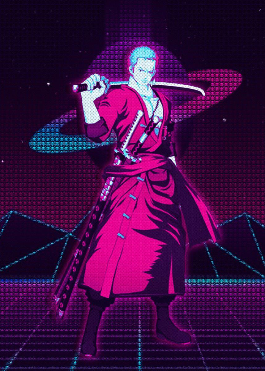 Anime Retro Style
