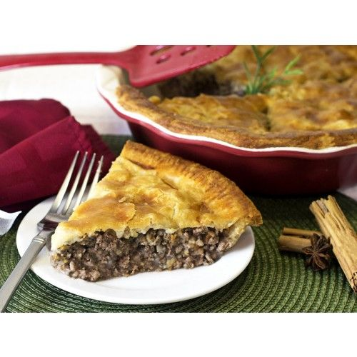 Christmas Eve Tourtiere | The Spice & Tea Exchange